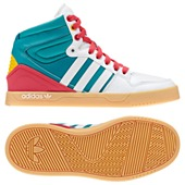 image: adidas Court Attitude Shoes Q32913