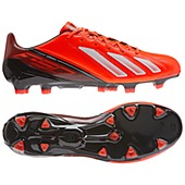 image: adidas F50 adizero TRX Leather FG Cleats Q33845