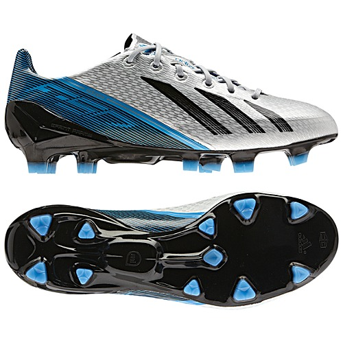 image: adidas Adizero F50 TRX Synthetic FG Cleats Q34789
