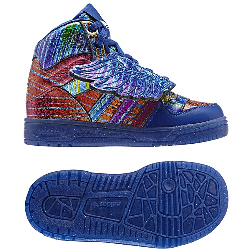image: adidas Jeremy Scott Wings Shoes Q35467