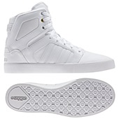 image: adidas BBNEO Hi Top Shoes Q38754