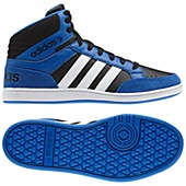 image: adidas VLNEO Hoops Mid Shoes Q38758