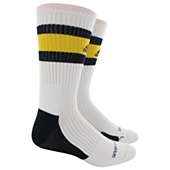 image: adidas Michigan Team Speed Socks 1 Pair Q45314