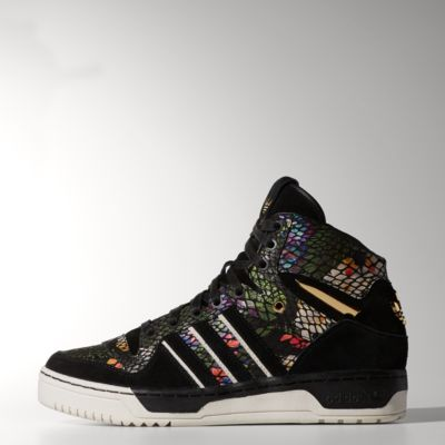 adidas Metro Attitude Hi Shoes Core Black