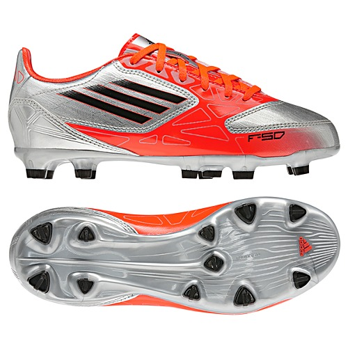 image: adidas F10 TRX Synthetic FG Cleats V21316