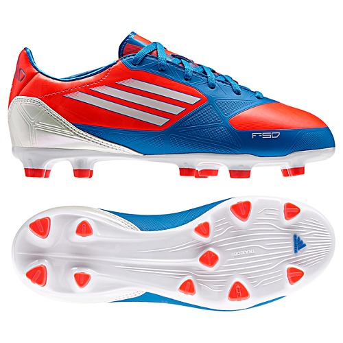 image: adidas F30 TRX Synthetic FG Cleats V21354