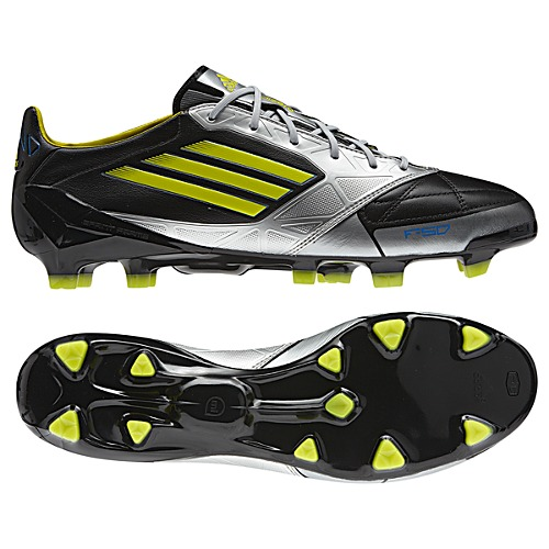 image: adidas F50 adizero TRX Leather FG Cleats V21434
