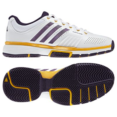 adidas Adipower Barricade Tennis Shoes For Women