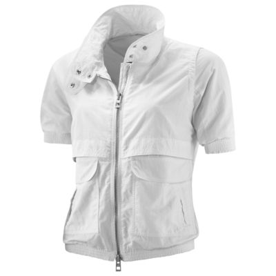 Tennis Performance Short Sleeve Jacket