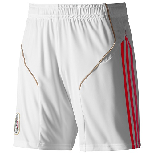 image: adidas Mexico Home Shorts V31534