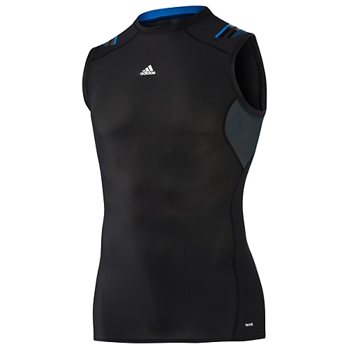 image: adidas Techfit Powerweb Sleeveless Tee W39829