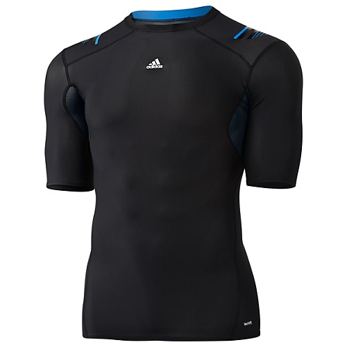 image: adidas Techfit Powerweb Short Sleeve Tee W40163