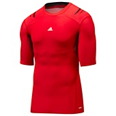 image: adidas Techfit Powerweb Short Sleeve Tee W40166