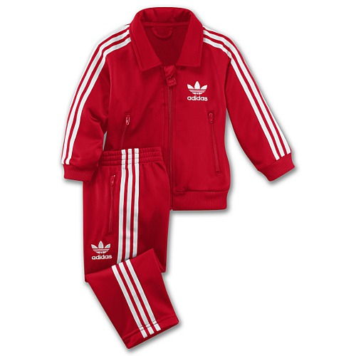 image: adidas Infants & Toddlers Firebird Track Suit W41980