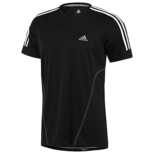 image: adidas Response 3-Stripes Short Sleeve Tee W50002