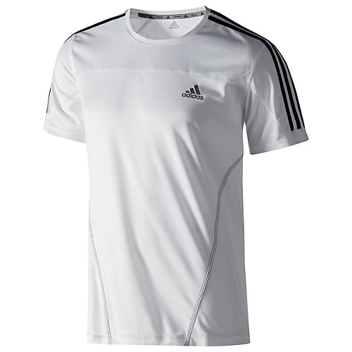 image: adidas Response 3-Stripes Short Sleeve Tee W50014