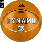 image: adidas 2012 Houston Dynamo Mini Ball W56153
