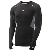 image: adidas Techfit Preparation Long Sleeve Tee W58950