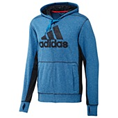image: adidas Ultimate Tech Full-Zip Hardwood Hoodie W61098