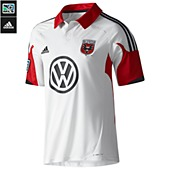 image: adidas DC United Replica Away Jersey X10332
