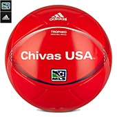 image: adidas CD Chivas USA Tropheo Ball X10745