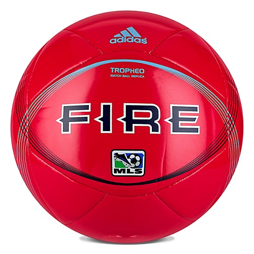 image: adidas Chicago Fire Tropheo Ball X10748