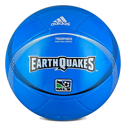 image: adidas Earthquakes Tropheo Ball X10757