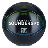 image: adidas Seattle Sounders Tropheo Ball X10758