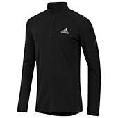 image: adidas Sequencials Half-Zip Long Sleeve Tee X19445