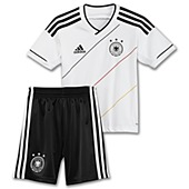 image: adidas Kids 2T-7x Deutscher Fussball-Bund Home Mini Kit X21817