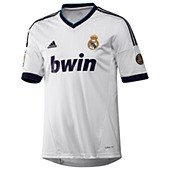image: adidas Real Madrid Home Jersey X21987