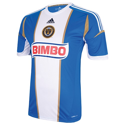 image: adidas Philadelphia Union Replica Away Jersey X28931