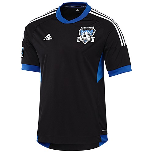 image: adidas San Jose Earthquakes Replica Home Jersey X30394
