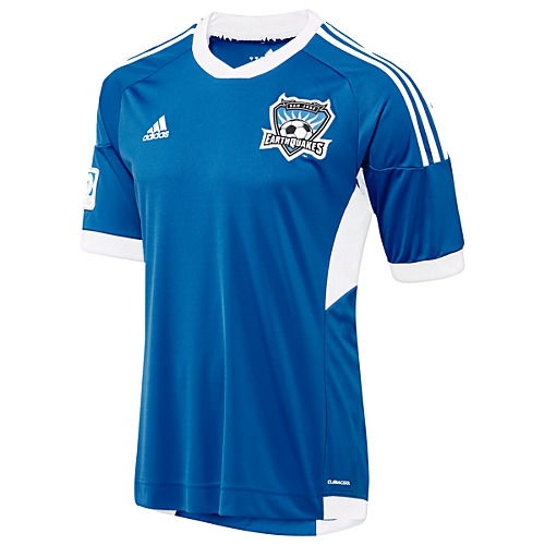 image: adidas San Jose Earthquakes Replica Away Jersey X30399