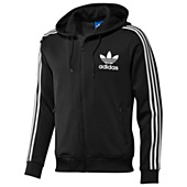 image: adidas Adi Hooded Flock Track Top X41262