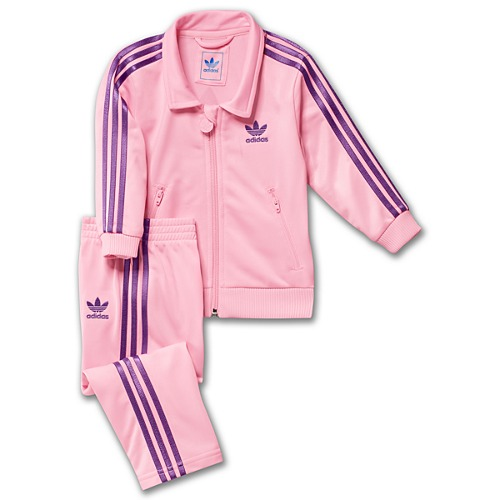 image: adidas Infants & Toddlers Firebird Track Suit X51447