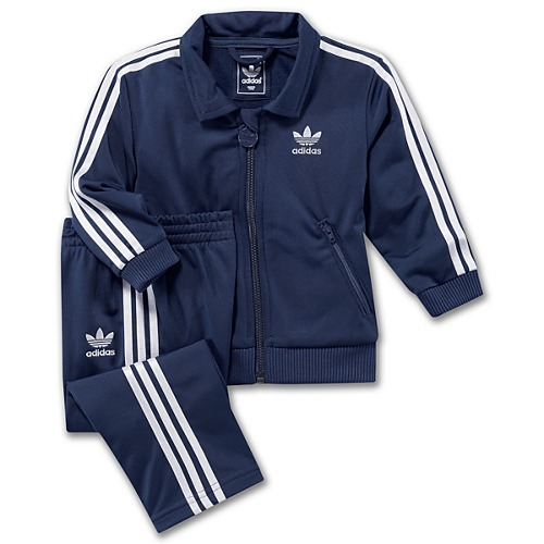 image: adidas Infants & Toddlers Firebird Track Suit X51448