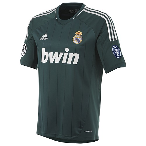 image: adidas Real Madrid Third Jersey X53540