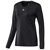 image: adidas Techfit Long Sleeve Knit Top X57226