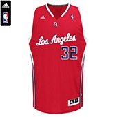 image: adidas Clippers Blake Griffin NBA Swingman Jersey Y39567