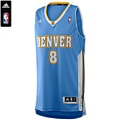 image: adidas Nuggets Danilo Gallinari NBA Swingman Away Jersey Y96061