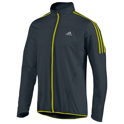 image: adidas Response 3-Stripes Windbreaker Z01134