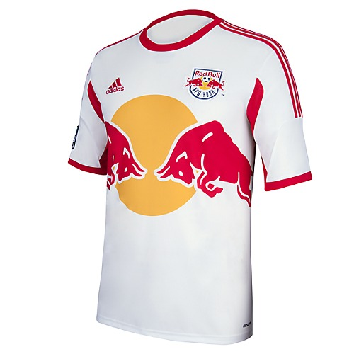 image: adidas Red Bulls Home Replica Jersey Z07810