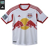 image: adidas Red Bulls Home Replica Jersey Z07936