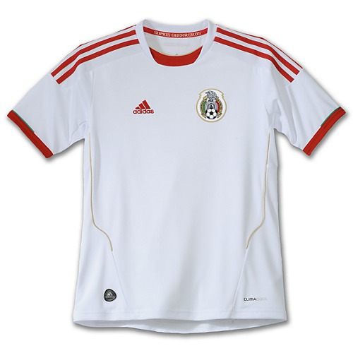 26232c2e7 Mexico 3rd Adidas Jersey White | BigSoccer Forum