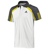 image: adidas Barricade Traditional Polo Shirt Z08938
