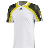 image: adidas Barricade Semi-Fitted Tee Z08958