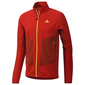 image: adidas Terrex Fleece Jacket Z09588