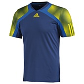 image: adidas Barricade Semi-Fitted Tee Z10916