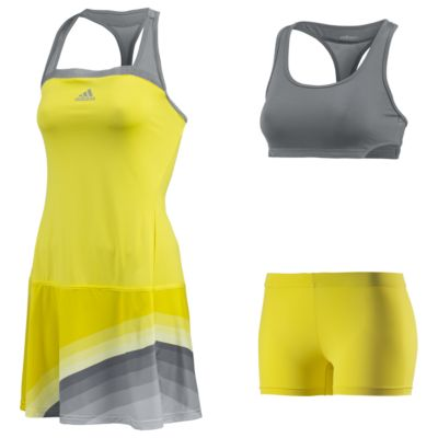 adidas Adizero 2013 Spring Season Tennis Dress